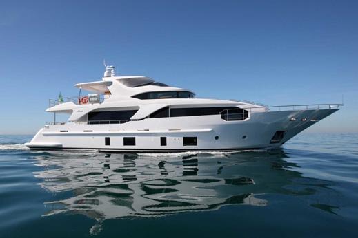 Benetti Mega Yachts Panama